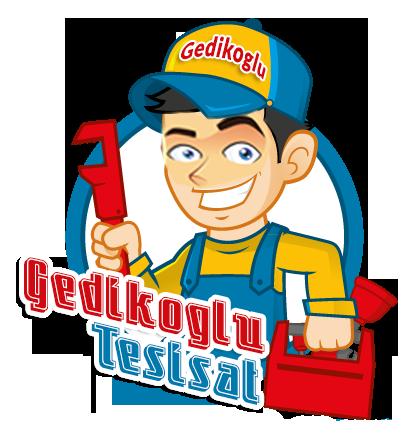Gedikoğlu Tesisat Logo